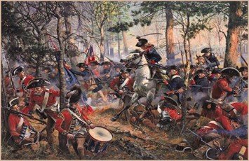 British & American Strategies in the Revolutionary War